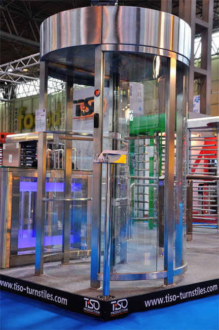 Glass-GO, IFSEC-2013